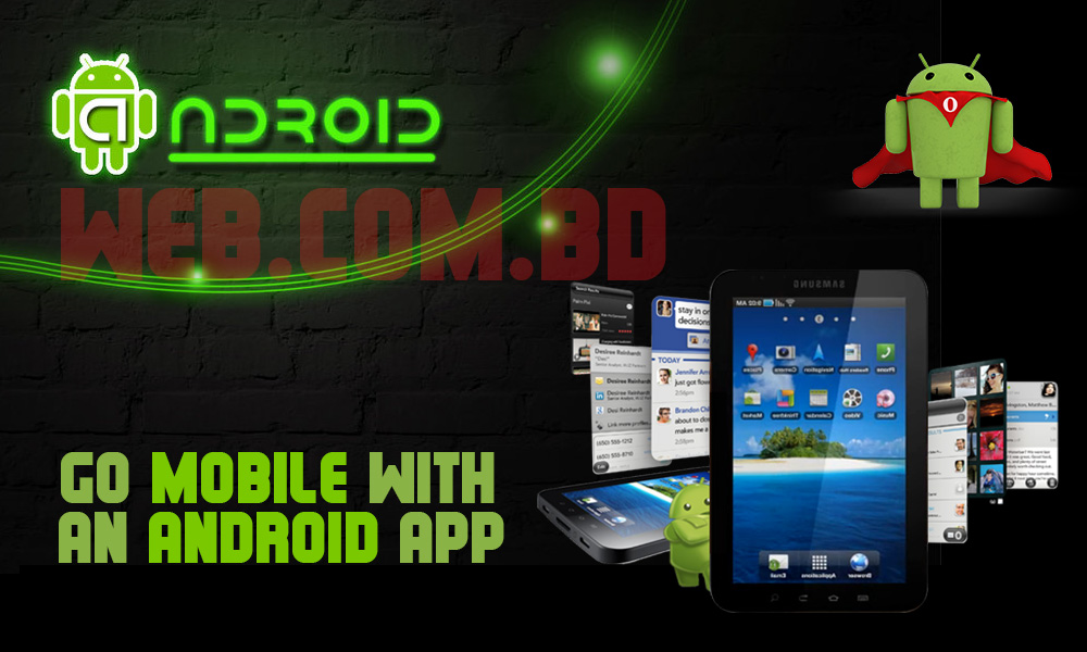 Android App development company from Bangladesh