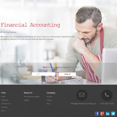 Perfect Accounting and Tax Services