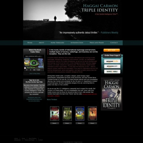 Haggai Carmon Triple Identity