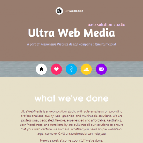 Ultra Web Media